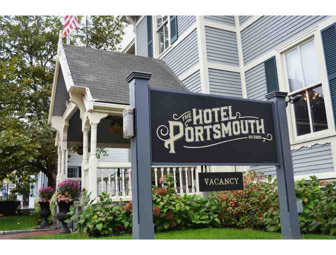 $350 Gift Certificate to The Hotel Portsmouth - TWO OPPORTUNITIES TO BID! - Photo 1