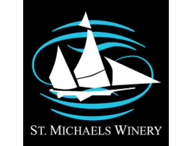 Wine Tasting for 4 at St. Michael's Winery