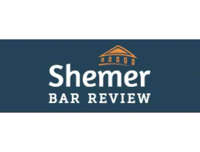 $500 Discount for Shemer Bar Review Course