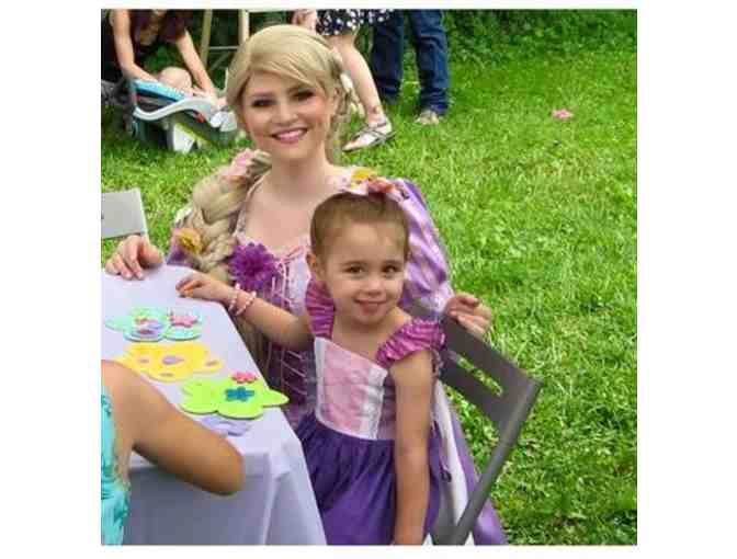 60 Minute Princess Party