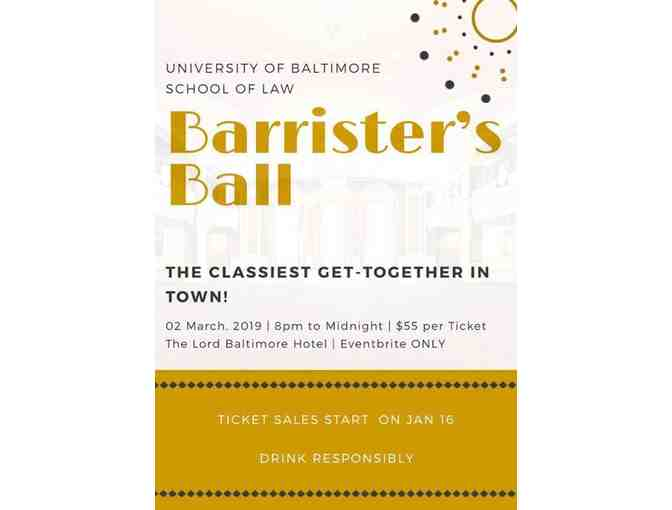 Barristers Ball 2019 Tickets (2)
