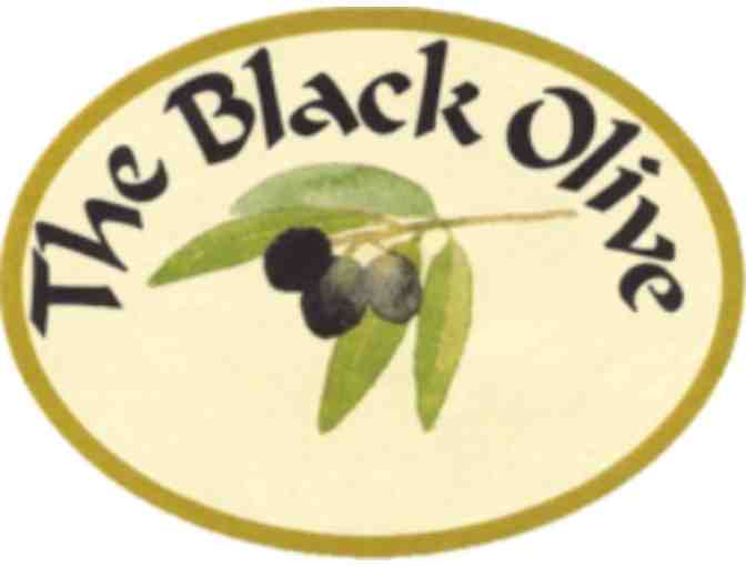 $100 Gift Card to the Black Olive