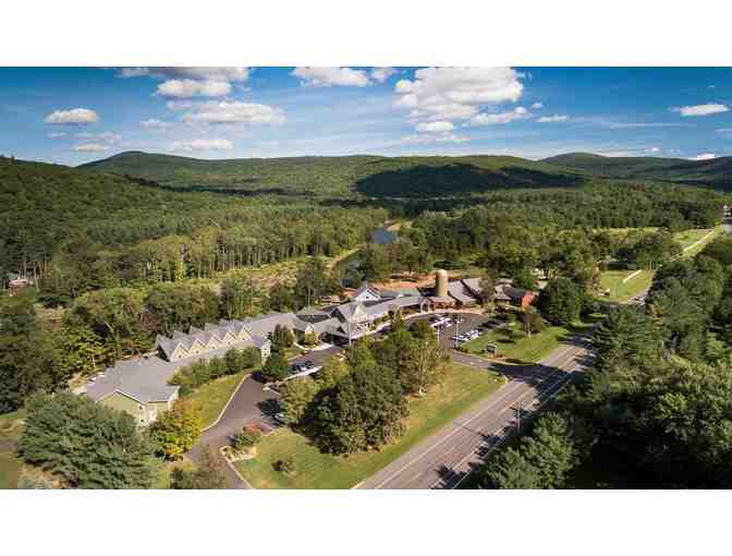 4-Days/3-Nights in Royal Suite at The Emerson Resort & Spa - Mt. Tremper, NY
