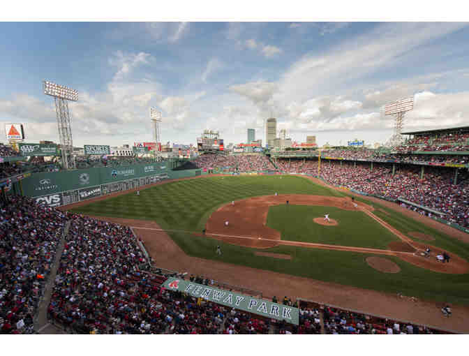 Four (4) Green Monster Tickets w/ Limo Transport for BOS v. MIA - Aug. 29