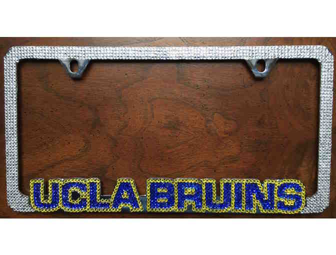 UCLA License Plate Cover