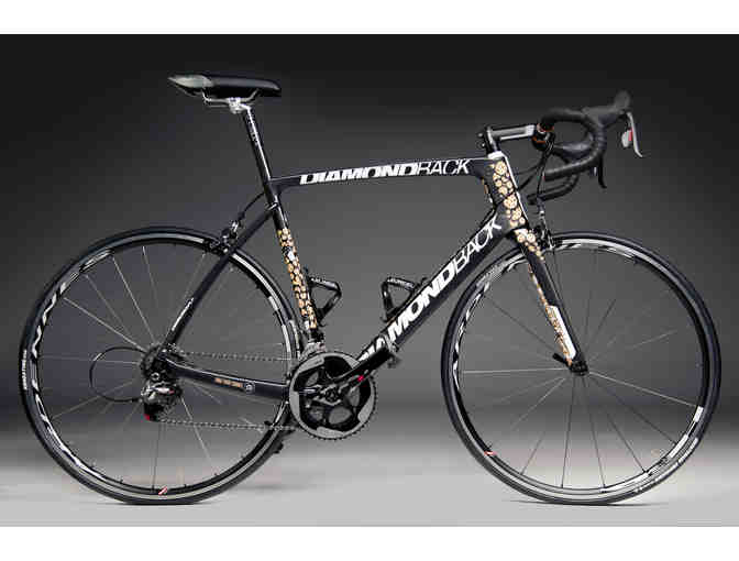Optum Pro Cycling Diamondback 'Cookie Bike' sz 58cm