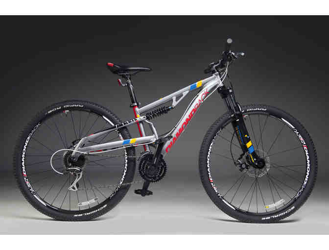 United Health Group Culture Diamondback Recoil 29 Bike Sz Medium