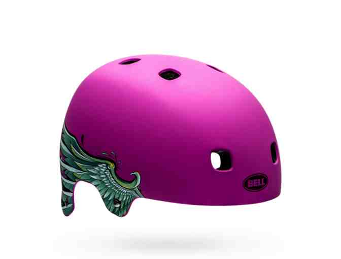New Bell Segment Jr. Kid's Bike Helmet Sz XS