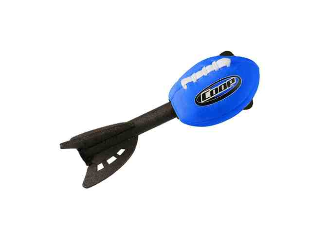 Coop Hydro Whistle Dart Football - Blue