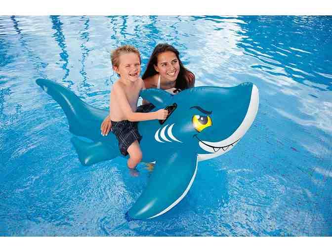 Intex - Friendly Shark Ride On Pool Toy - Photo 2