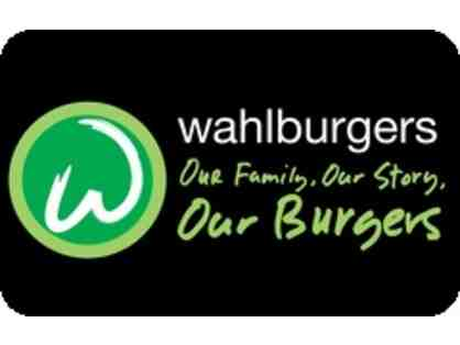 Wahlburgers - (2) $25 Gift Cards