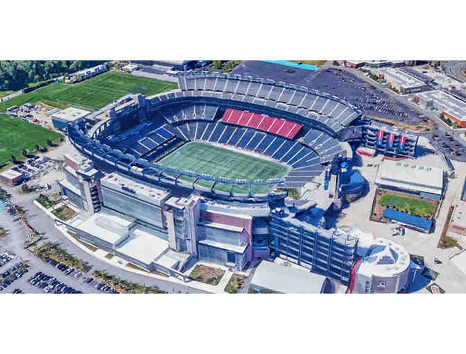 VIP Package- 2 Tickets to Miami Dolphins vs New England Patriots @ Gillette Stadium, MA - Photo 1