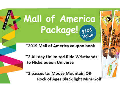 Mall of America Package