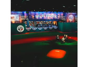 Exclusive Behind-the-Scenes Tour of MLB Network for 10