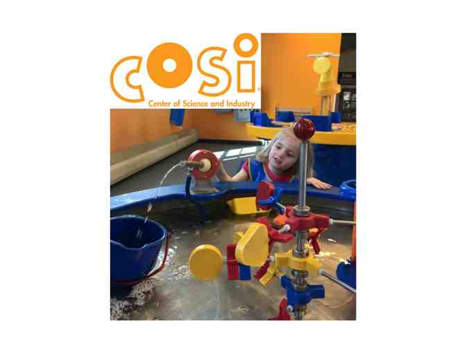 COSI - 2 Admission Passes