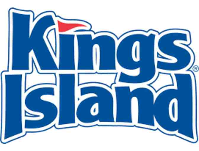 Kings Island (2 General Admission Tickets)