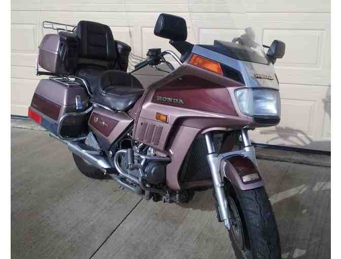Honda Goldwing Aspencade 1986