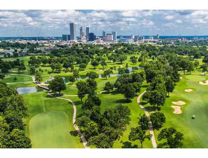 Golf at Tulsa Country Club