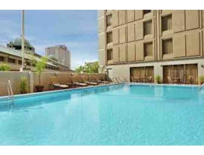 1 Night Stay at Double Tree by Hilton New Orleans plus Buffet Breakfast for 2 - Photo 2