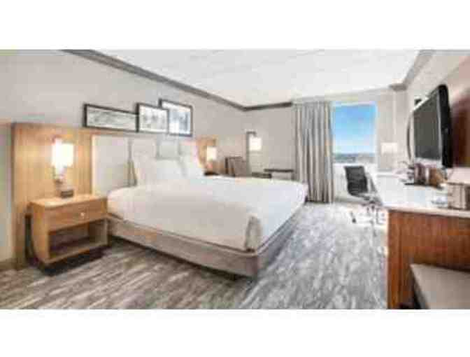 1 Night Stay at Double Tree by Hilton New Orleans plus Buffet Breakfast for 2 - Photo 1