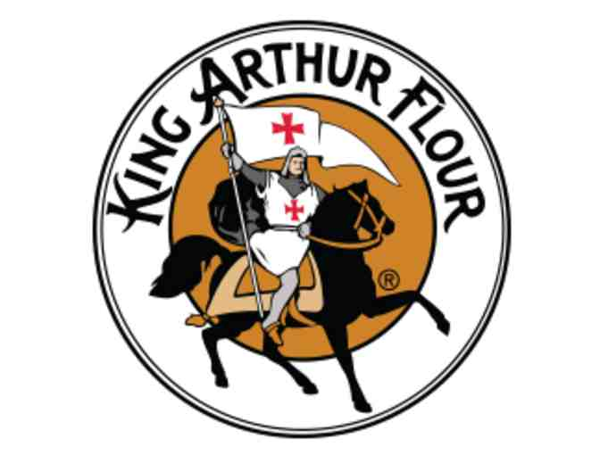 $100 to King Arthur Flour