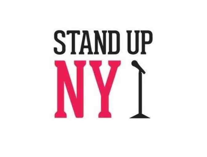 2 Tickets to Stand Up NY!