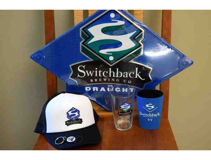 Switchback Brewing Co. Package