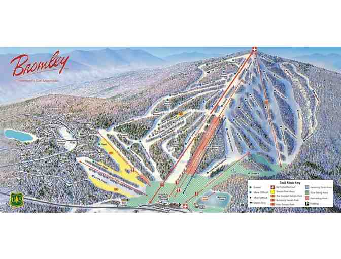 2 Lift Tickets for Bromley Mountain - Photo 2