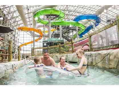 Jay Peak's Water Park - 2 Adults & 2 Youth Tickets