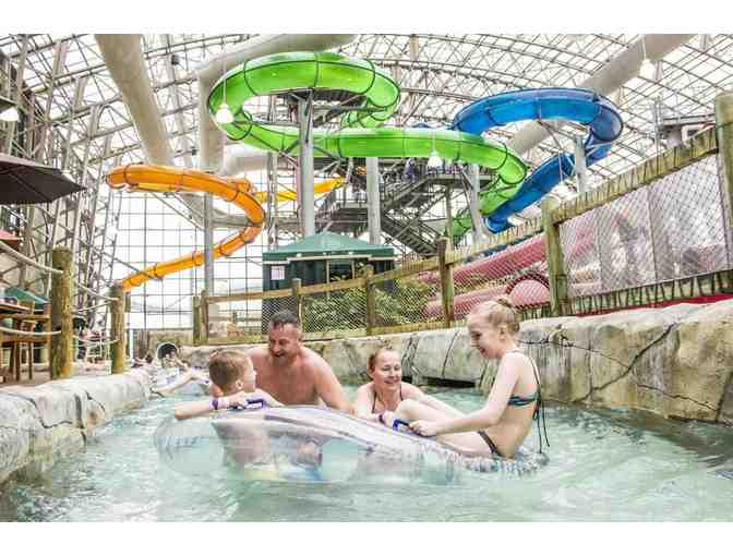 Jay Peak's Water Park - 2 Adults & 2 Youth Tickets - Photo 1
