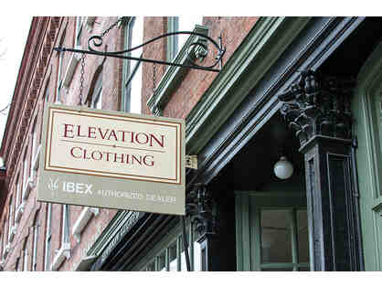 $50 to Elevation Clothing