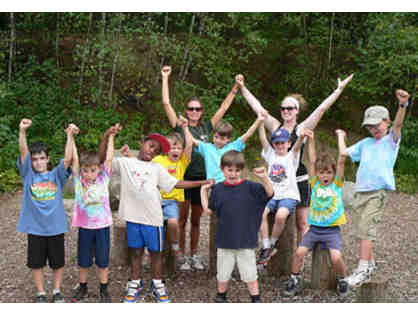 A Week of VINS Nature Camp 2020
