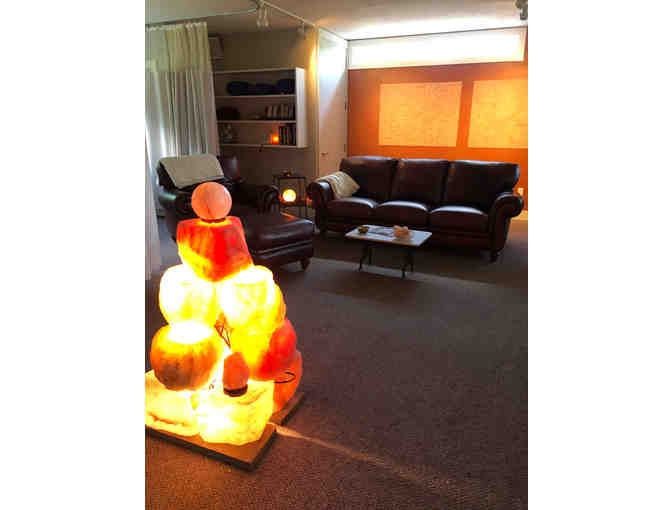 1-hour in the Strong House Spa Wellness Lounge for 2