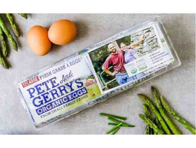 12 Coupons for Pete & Gerry's Organic Egg Products - Photo 1