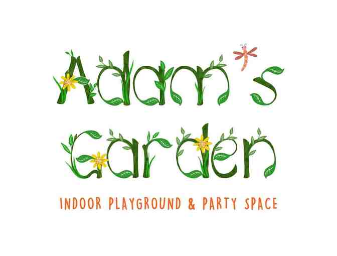 Adam's Garden Children's Indoor Playground & Party Space - 1 Year Membership