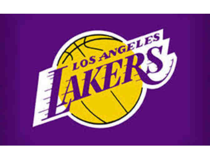 Lakers Game Package