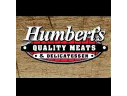 $50 Humbert's Meats Giftcards