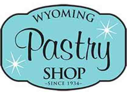 $25 Wyoming Pastry Shop Giftcard
