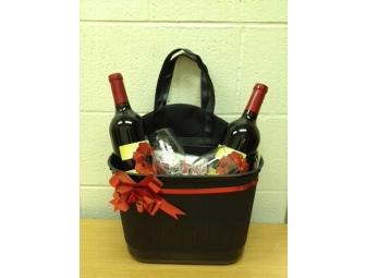 Kyra Wine Basket