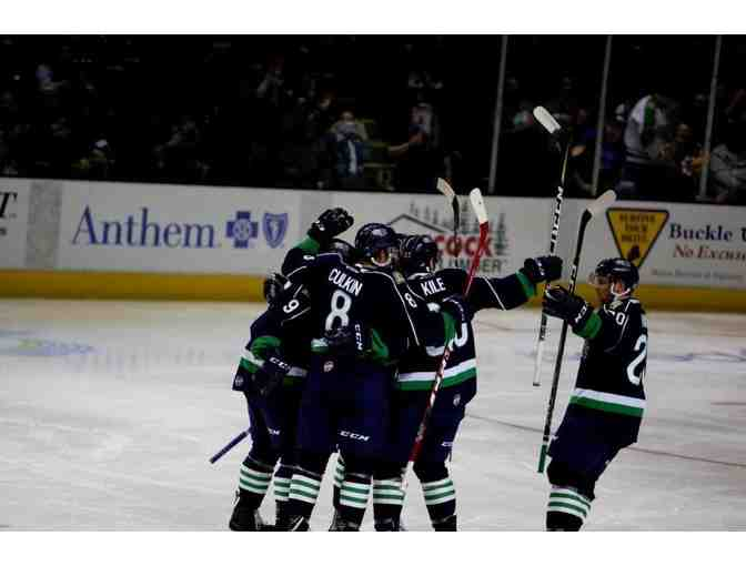4 Tickets to  A 2019-2020 Maine Mariners Hockey Game in Portland - Photo 1