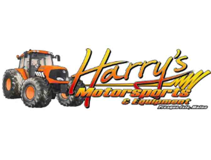 $25 Gift Certificate to Harry's Motor Sports in Presque Isle - Photo 1