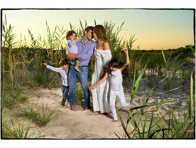 Fine Art Hamptons Location Portraiture by Leshem Loft