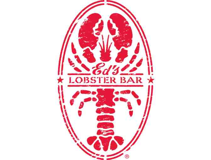 $150 Gift Certificate at Ed's Lobster Bar, NYC or Sag Harbor Location