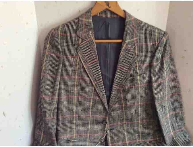 BRAND NEW WITH TAGS, Italian Tailored Sport Coat - La Aristocratico - Photo 1