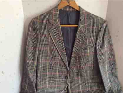 BRAND NEW WITH TAGS, Italian Tailored Sport Coat - La Aristocratico