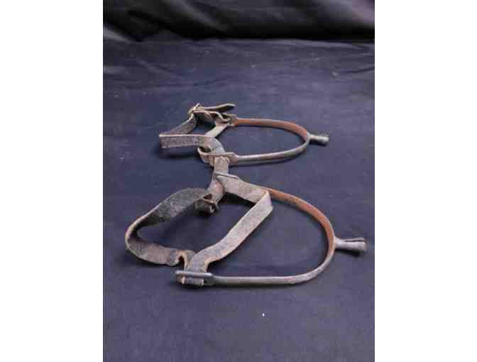 Antique Spurs - Photo 1