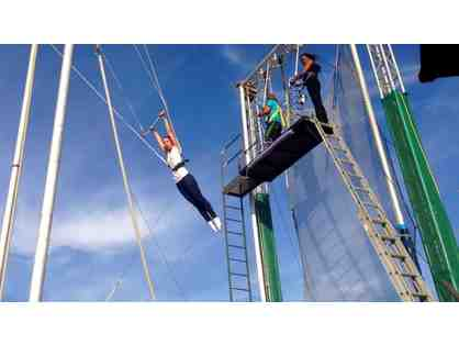 TSNY Trapeze School- Flying Trapeze lesson