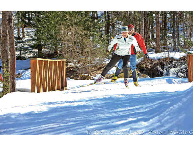 4- 1 day cross-country ski or snowshoeing passes at Pineland Farms - Photo 1