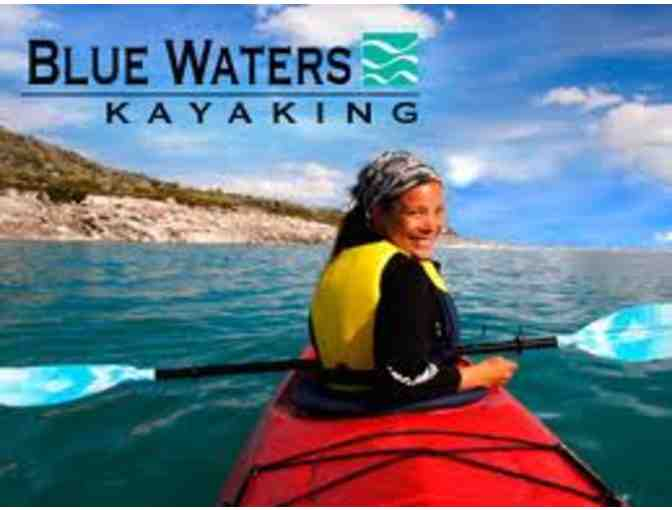 Blue Waters Kayaking in Tomales Bay