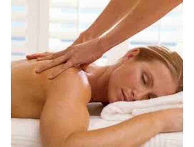 90 Minute Massage. Need we say more?